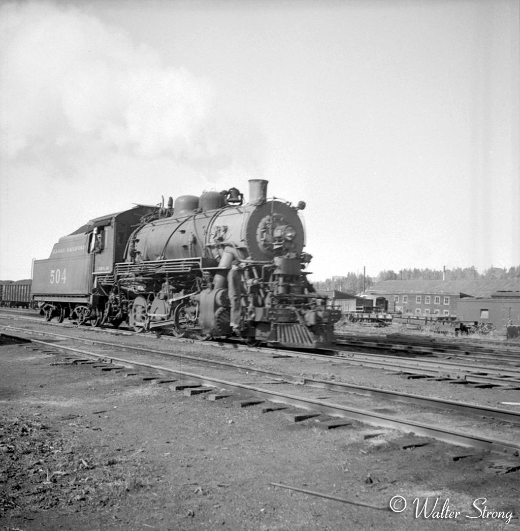 Porter Locomotive Roster