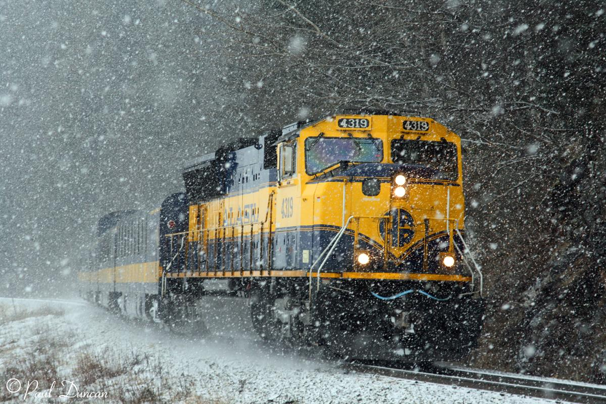 Snow Alaska Cantwell Report