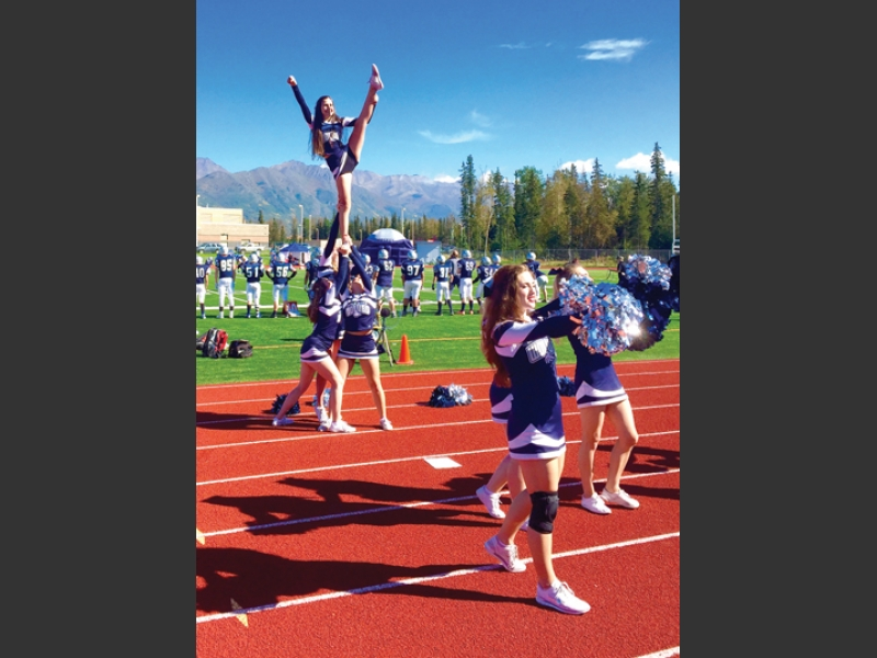 Wolves snap streak The Alaska Star