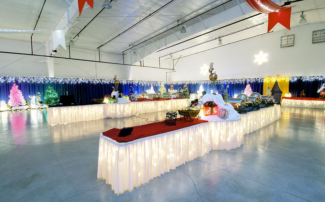 Raven Hall  Alaska State Fair