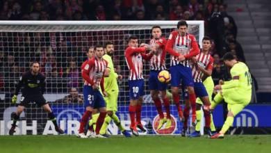 تعرف على القنوات الناقلة لمبارة كأس السوبر الاسبانى بين برشلونة وأتليتكو مدريد