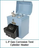 L-P Gas Corrosion Test Cylinder Heater
