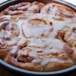 Cinnamon Rolls | A Latte Food