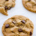 Gluten-Free Peanut Butter Chocolate Chip Cookies | A Latte Food