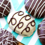 Cookie Dough Easter Egg Truffles | A Latte Food