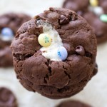 Rocky Road M&M Cookies