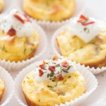 Bacon and Chive Mashed Potato Puffs