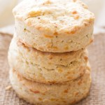 Pepper Jack Cheese and Herb Biscuits