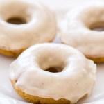Buttermilk Pumpkin Donuts