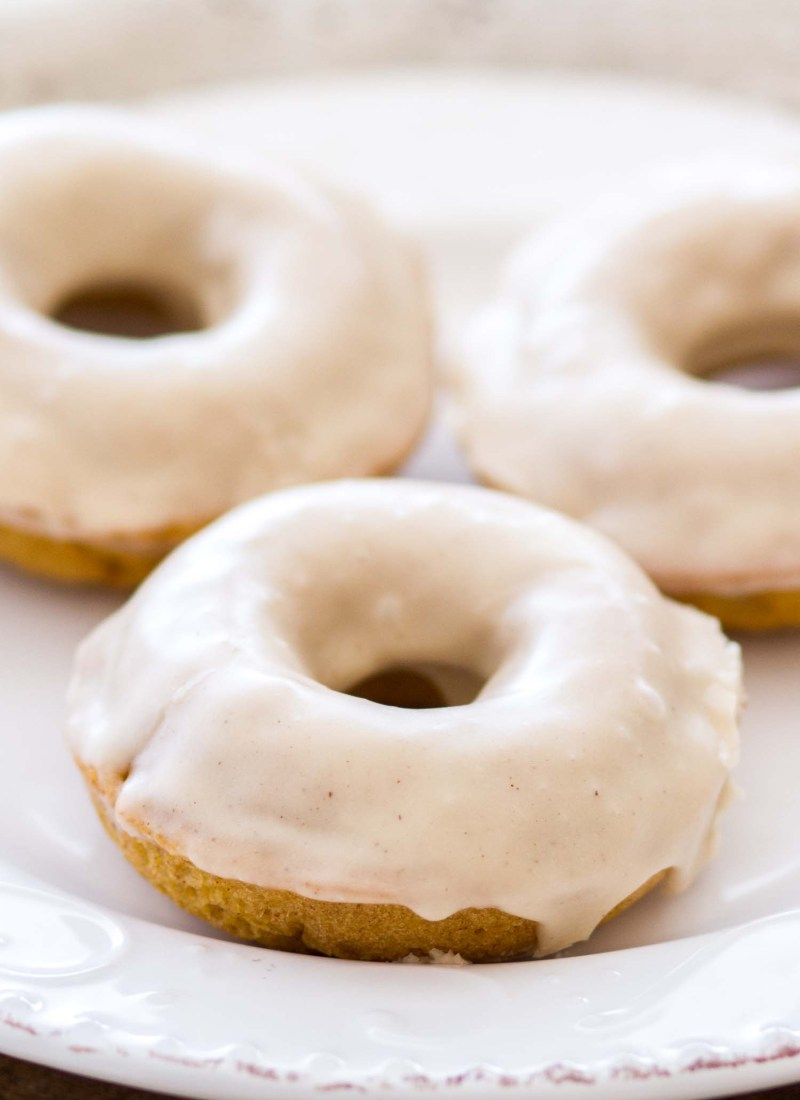 Buttermilk Pumpkin Donuts