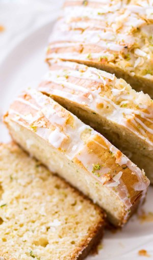 lime coconut zucchini bread, how to make zucchini bread, easy zucchini bread recipe