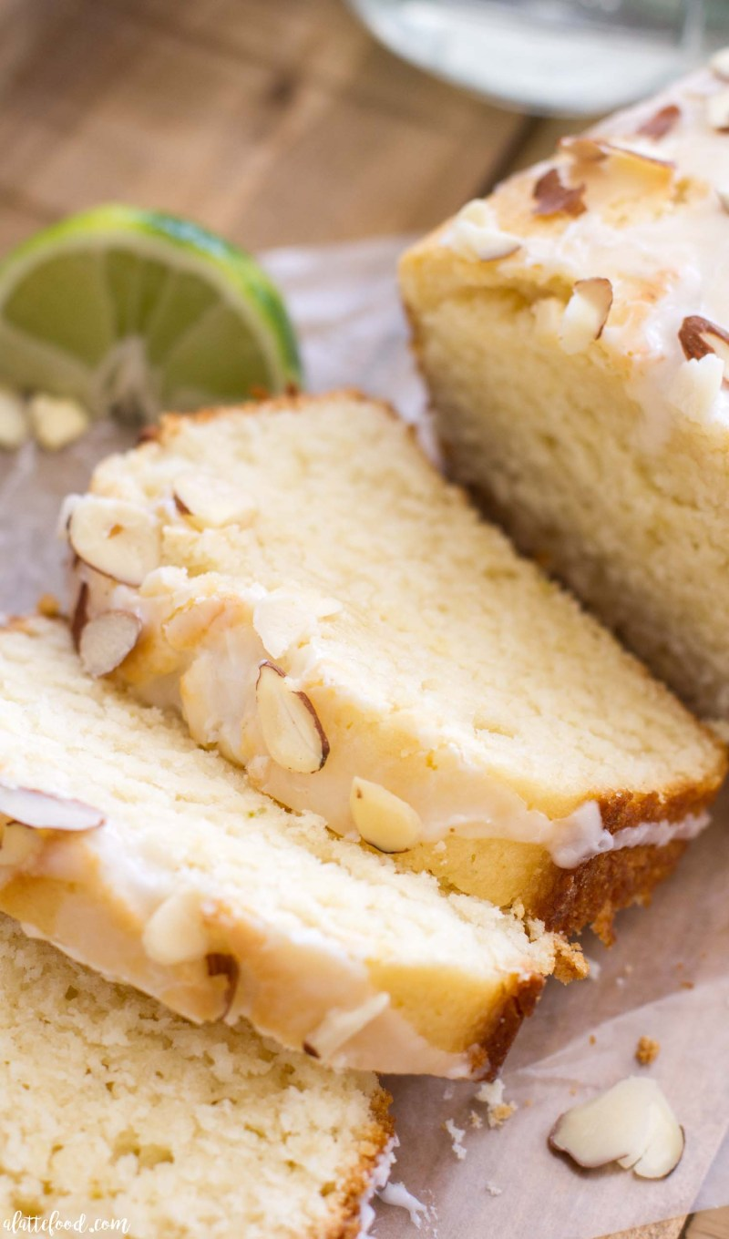 citrus loaf cake (easy lemon bread recipe)