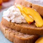 Peach Pound Cake Recipe