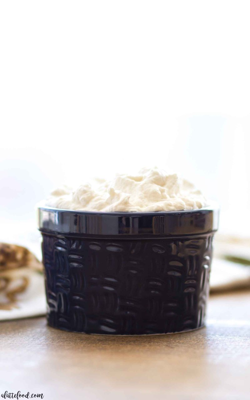 Learn how to make homemade whipped cream in just a few easy steps.