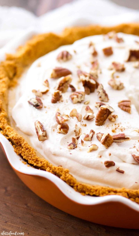 Easy Pecan Caramel Cheesecake Recipe