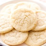 classic sugar cookie recipe with soft insides