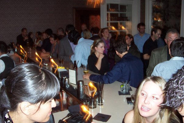 Happy Hour & Networking Event / Los Angeles
