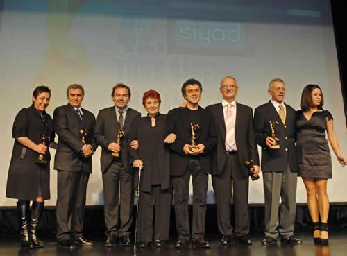42. SİYAD Ödülleri Sahiplerini Buldu