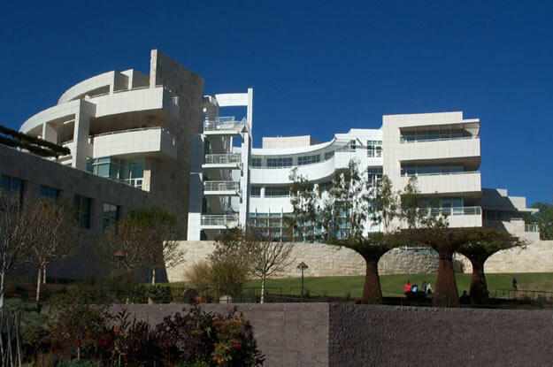 Getty Muzesi Los Angeles