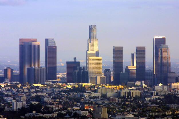 Los Angeles Gezileri – 1 (Los Angeles Şehri)