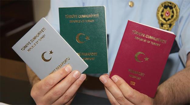 Pasaportlar yine değişiyor
