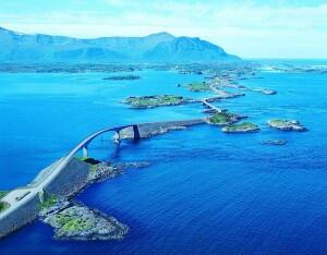 Atlantik Yolu / Norveç