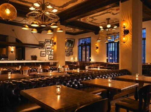 Roosevelt Oteline Yeni Lounge