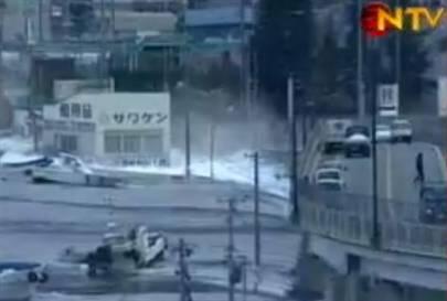Japonya'nın kuzeyinde 8,8 büyüklüğünde deprem meydana geldi