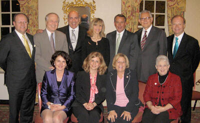TCA, TCF Host Historic Dinner with House Speaker