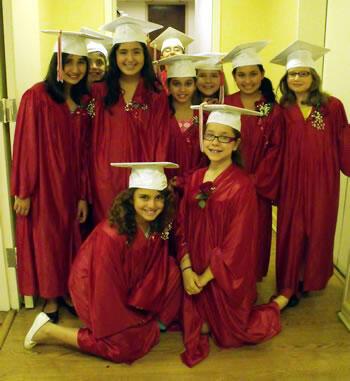 New York Atatürk Okulu 40'ıncı yıl mezunları için coşkulu tören