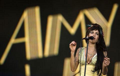 Winehouse'un Ölümünden Sonra Albüm Satışları Arttı