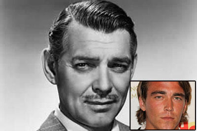 Clark Gable Hollywood'da gözaltına alındı