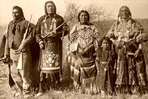 Türkler'e Amerika'nın yerli kabileleriyle ticaretin önü açılıyor