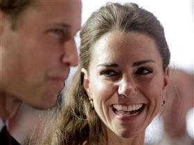 Kaliforniya'da William ve Kate rüzgarı