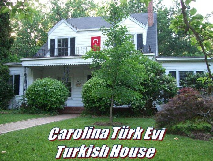Carolina Turk Evi Aziz Sancar