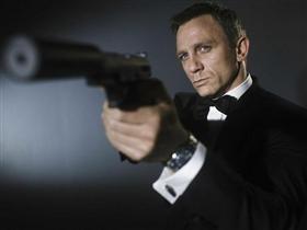 James Bond İstanbul'da çekilecek