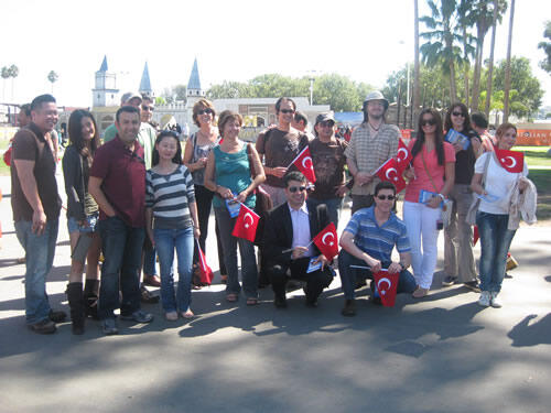 Los Angeles'ta Anadolu'nun Sesi