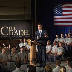 Cumhuriyetçi Başkan Adaylarından Romney Dış Politikasını Anlattı