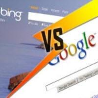 Bing'den sert yumruk