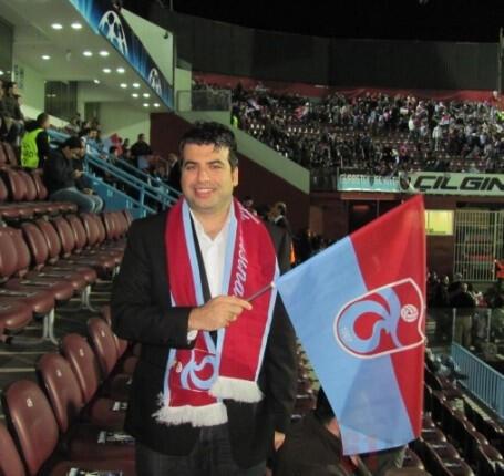 Evren Uğurbaş'tan Trabzonspor'a Destek