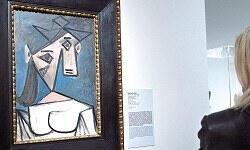 Atina'da Picasso tablosu çalındı