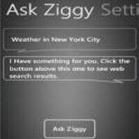 iPhone'un Siri'si varsa Windows'un Ziggy'si var