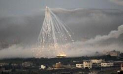 İsrail ordusunda beyaz fosfor tartışması