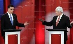 Romney ve Gingrich arasındaki yarış düelloya dönüştü