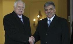 Vaclav, Türklerin AB sabrına hayran kaldı