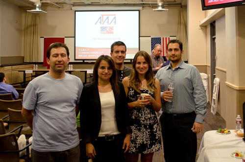 ATAA VISITS SAN DIEGO TO TALK ON YOUTH ACTIVISM