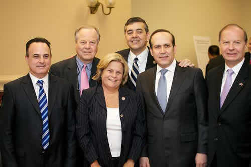 TCA, ATAA and Members of Congress Mark 60th Anniversary of Turkey's NATO Membership
