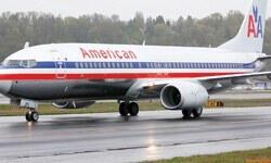 Yerdeki uçakta 'çakılma' anonsu