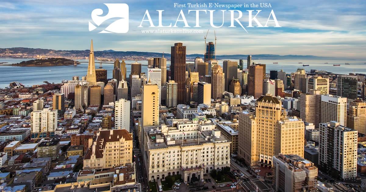 San Francisco dünyaya şekil veren yer !