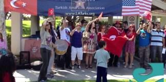 Los Angeles Turkleri 19 Mayis